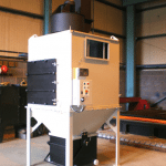 ATEX rated dust extractor